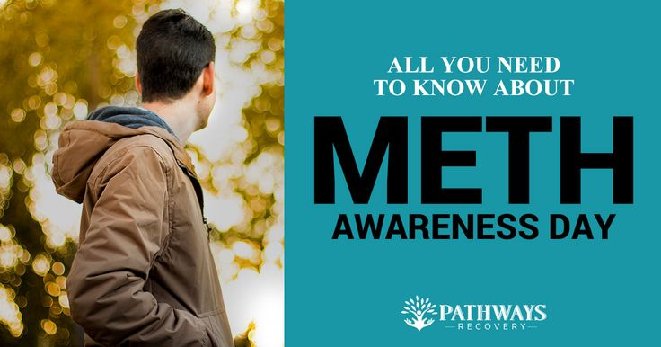 National Methamphetamine Awareness Day Is Coming: What You Should Know - November 30, 2016 is National Methamphetamine Awareness Day. Pathways Recovery is dedicated to eradicating all addiction, whether involving drugs or alcohol. We think it's important, however, to know all you can about the various drugs out there. The more you know, the better you are able to avoid addiction. #NationalMethAwarenessDay2016