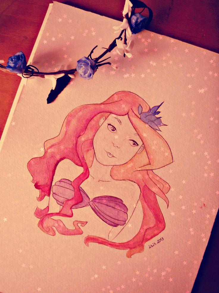 lil mermaid