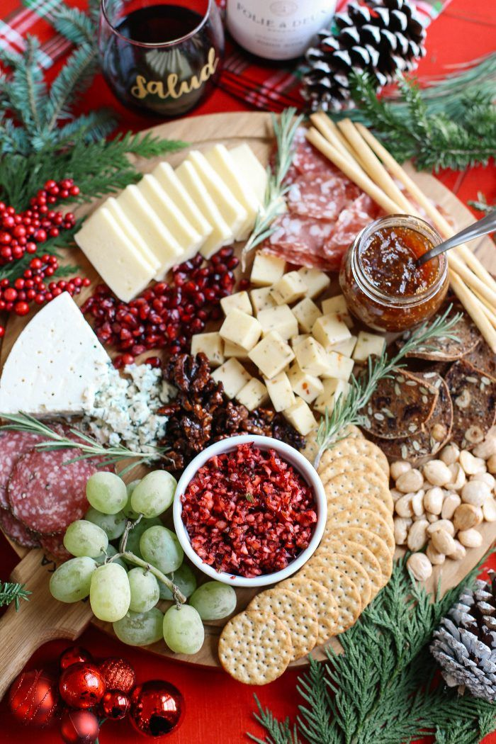 When....well, if.....I entertain, my favorite item to serve is an abundant cheese board. No cooking involved, just creative assembly, n...