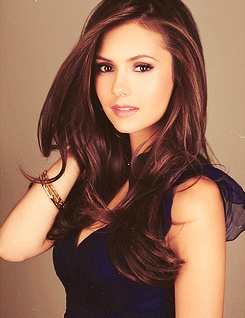 Nina Dobrev - Elena Gilbert In The Vampire Diaries - love her