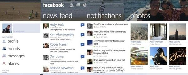Facebook app for Windows Phone getting refreshed