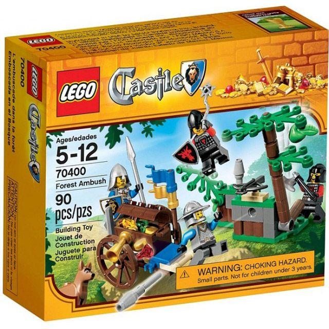Đồ chơi LEGO 70400 Forest Ambush – Trận phục kích trong rừng
