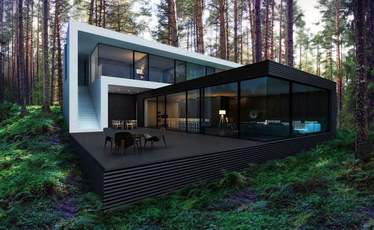 Дом в Киевской области/ House near Kiev/ Дом в лесу/ House in the woods/ house in the pine forest