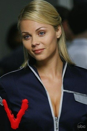Laura Vandervoort the reason I watched the V!