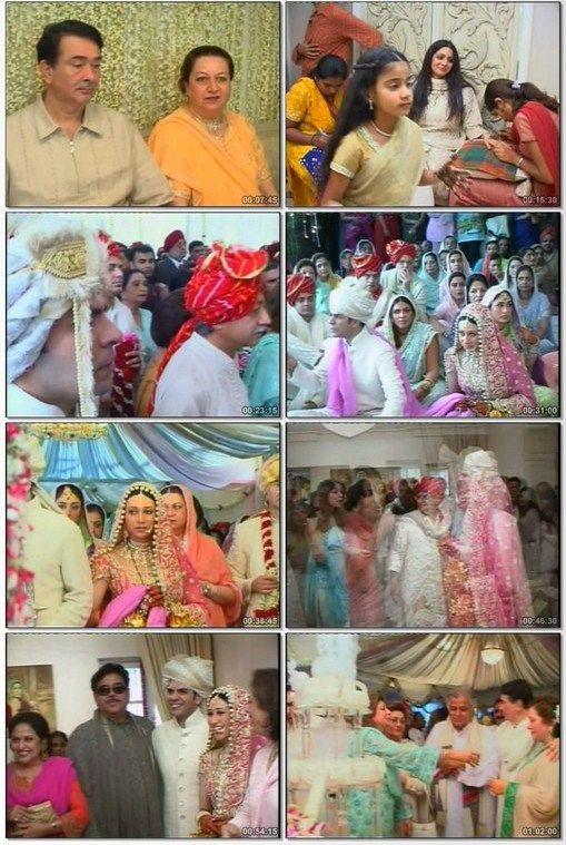 Karishma Kapoor Wedding Pictures