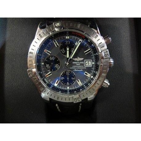 Men's Breitling 1884 Chronomat Evolution Automatic Men's Watch  http://www.timekeepersstl.