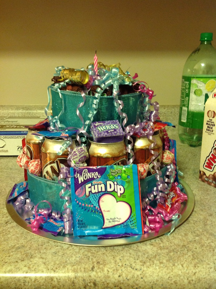 I made this for my Friend Dani!  It is her 12 th birthday !! :-) she will love it!