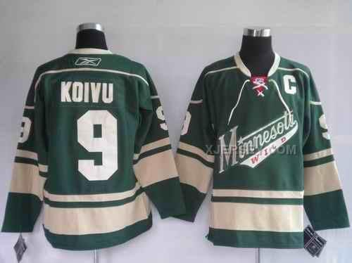 http://www.xjersey.com/wilds-9-koivu-green-jerseys.html Only$46.00 WILDS 9 KOIVU GREEN JERSEYS Free Shipping!