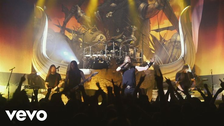 Amon Amarth - Raise Your Horns