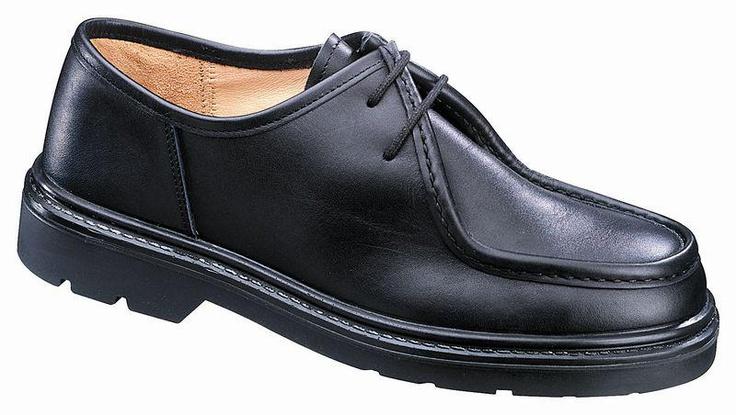 Chaussure derby noire Paraboot - Code produit : 8131414 - Cliquez sur la photo pour voir la fiche produit