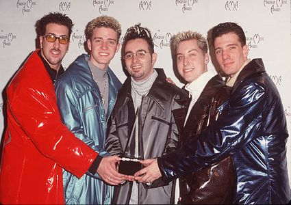 45 Ridiculous Pictures of Boy Bands... Guess what I still love them. I have no shame!