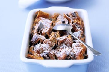 Chocolate Croissant Pudding: Chocolates Croissants, Recipe Sweet, Breakfast Recipesrr, Recipe Food Beverage, Butter Puddings, Breads Puddings, Puddings Recipe, Croissants Puddings, Food Drinks