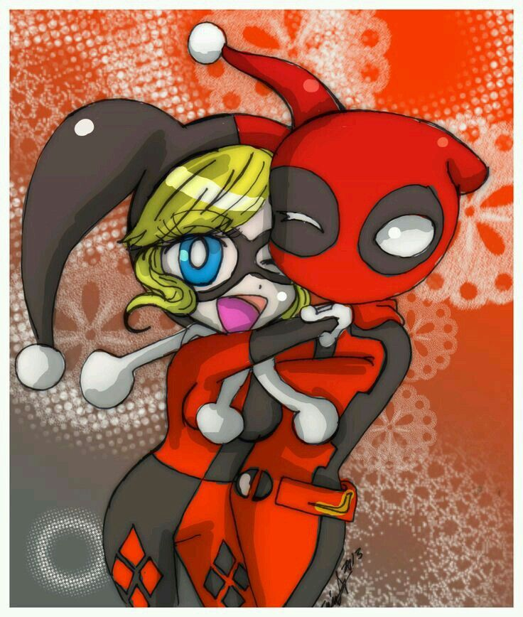 Harley Quinn and Deathpool