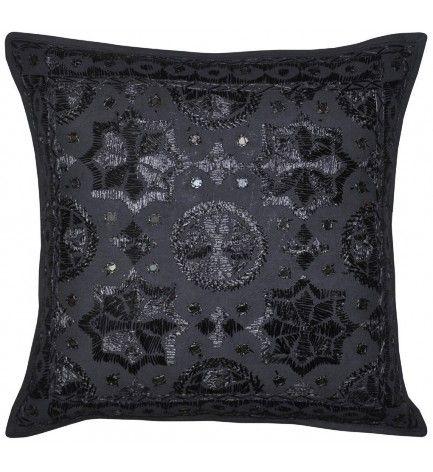 indian hippie bohemian pillow throw