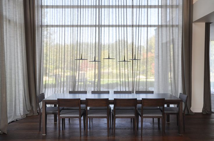 PULVA, minimalistic, interior design, metal, minimal, modern, materials, home, homestyle, house, dom, vibia, detail, light, dining room