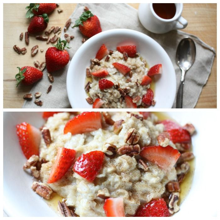 Make this easy version of Panera oatmeal at home! Love of Home