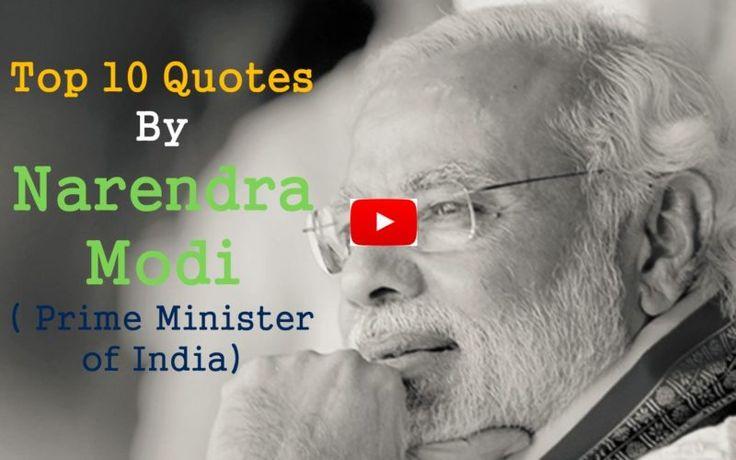 Narendra Modi Quotes Video, Narendra Modi, Narendra Modi Quotes, Thoughts of Narendra Modi