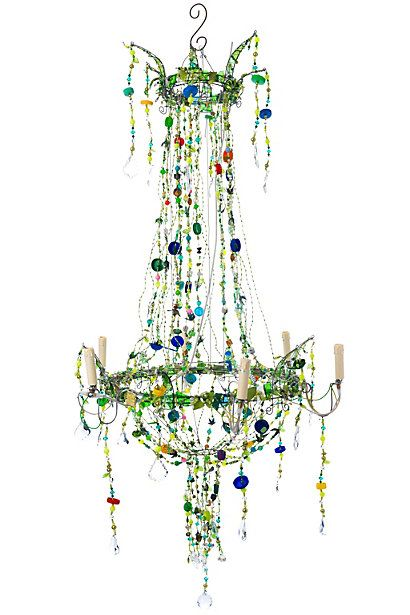 Regency Chandelier, Large #anthropologie