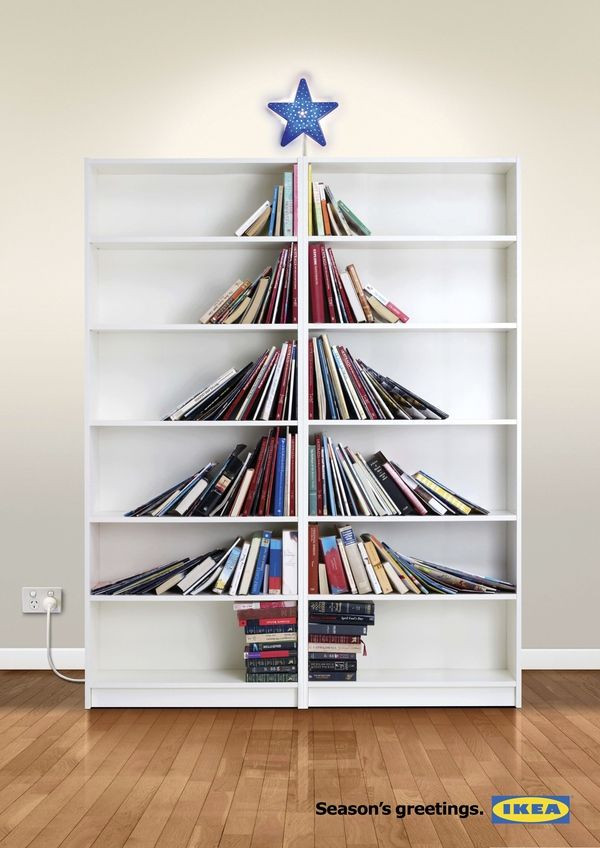 adv / Ikea - Christmas