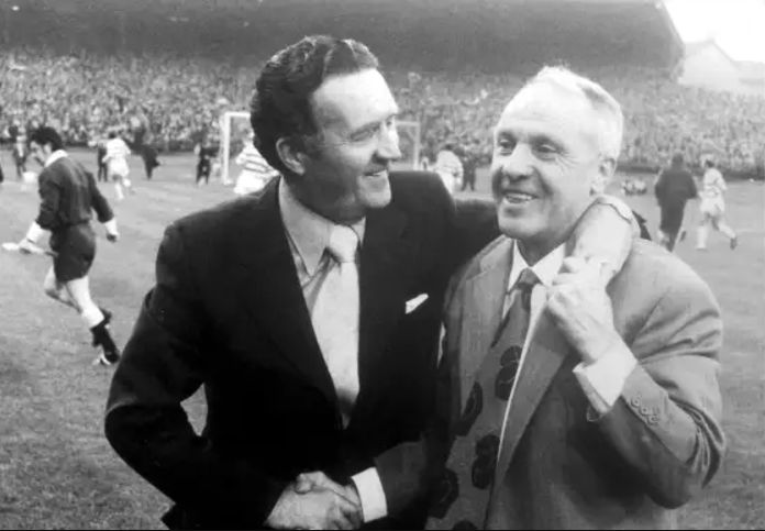 A new film on Bill Shankly is respectful and revealing of an unique Scottish icon  Two giants of the Scottish game: Jock Stein and Bill Shankly agreed on most things when it came to football and life