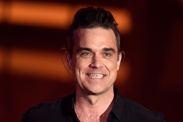 For Sale 2 Tickets For Robbie Williams at the Etihad in Manchester Friday 2nd June