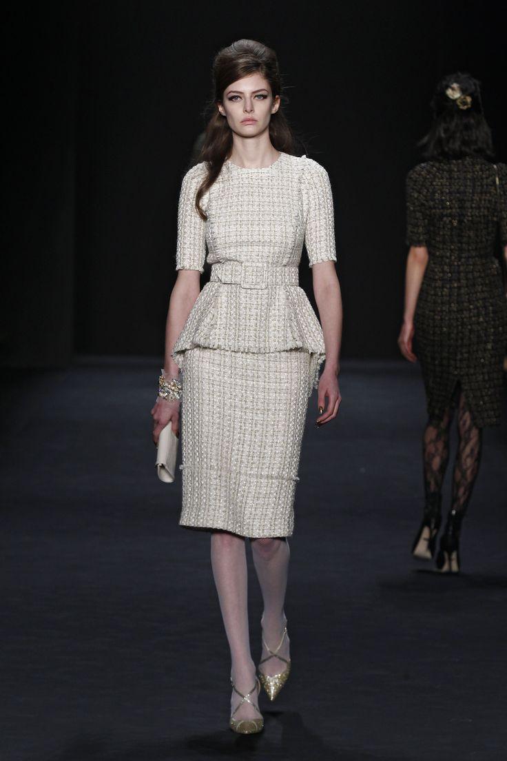 Badgley Mischka Skirt and shirt