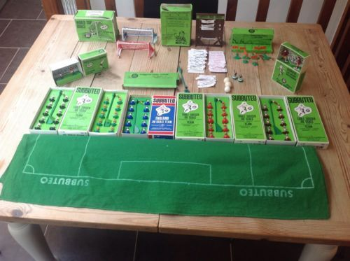 Vintage subbuteo football set 1970s with #heavyweight #teams #154,41,74,england,  View more on the LINK: http://www.zeppy.io/product/gb/2/172427276184/