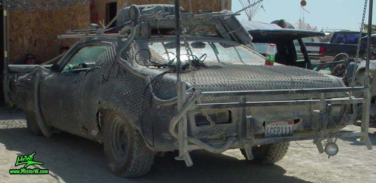 apocalyptic road warrior - photo #37
