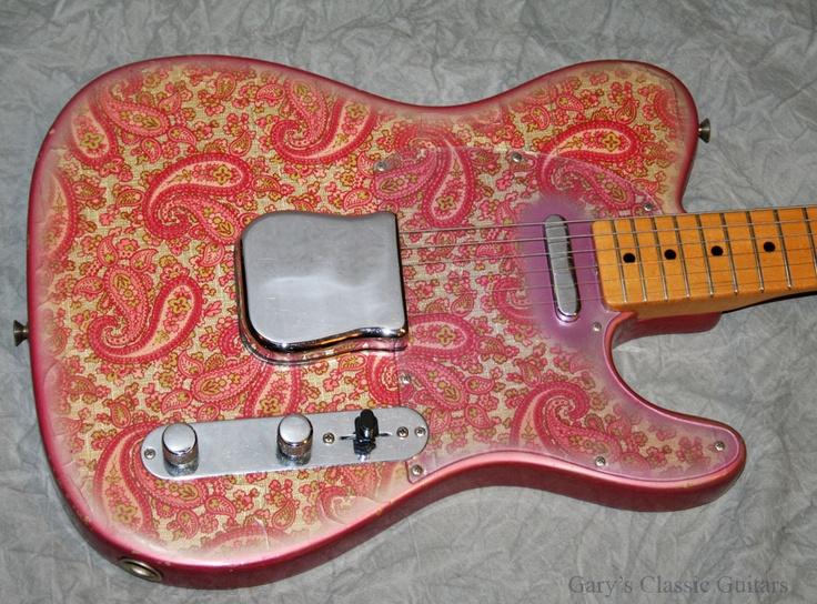 1969 Fender Paisley Telecaster