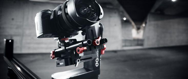 OmniSlider - motorized time lapse dolly slider | DitoGear.com