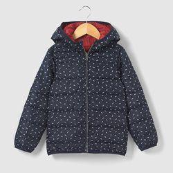 Doudoune light réversible à capuche 3-12 ans R essentiel - Manteau, blouson
