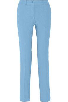 Richard Nicoll Stretch-crepe tuxedo pants | NET-A-PORTER