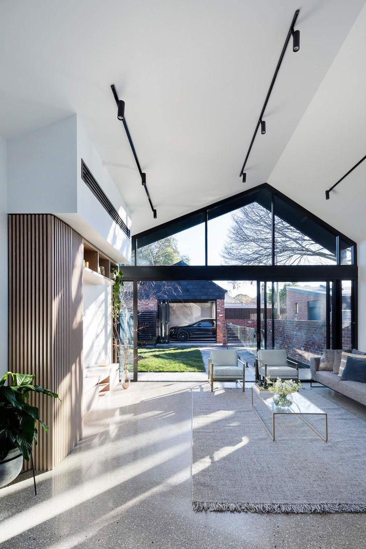 Living Room | Open House: 71 Cunningham Street, Northcote | Jellis Craig | est living