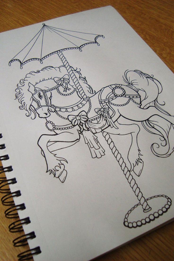 Carousel sketch