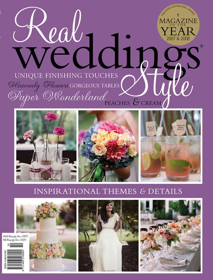 Real Weddings Style - 10/11