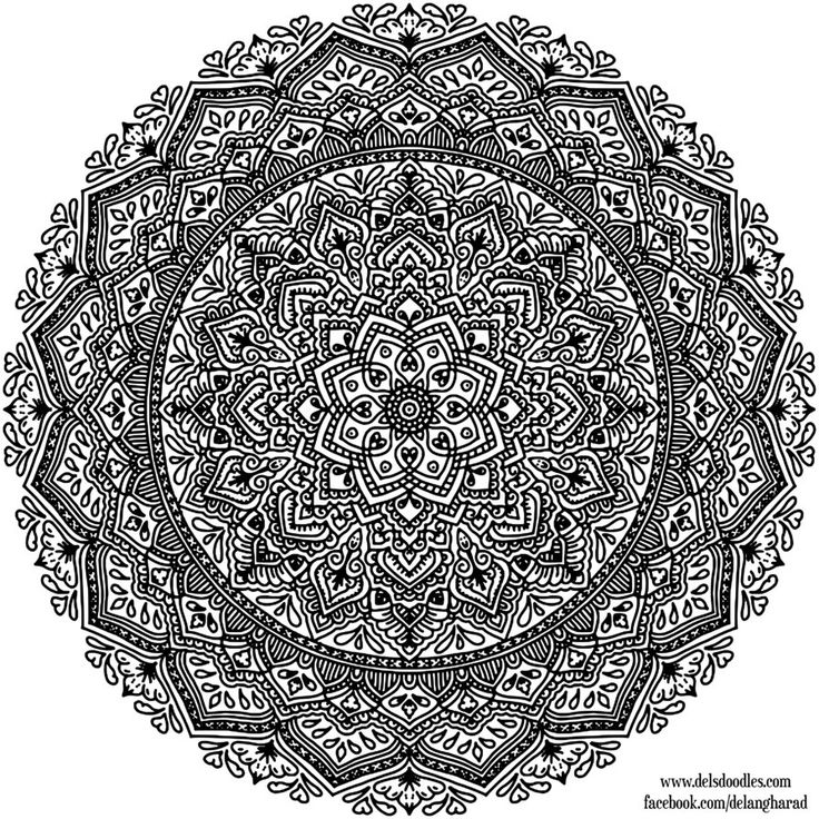 krita mandala 47 by welshpixie circle artmandala coloringadult