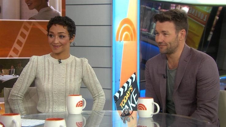 "Ruth Negga and Joel Edgerton portray Mildred and Richard Loving, the real-life interracial couple at the center of the landmark 1967 Supreme Court case Loving v. Virginia, in the upcoming movie ""Loving."" Negga, who also stars in AMC's ""Preacher,"" says it was ""a beautiful thing"" to prepare for the role by watching the real-life Lovings interact in archival footage."