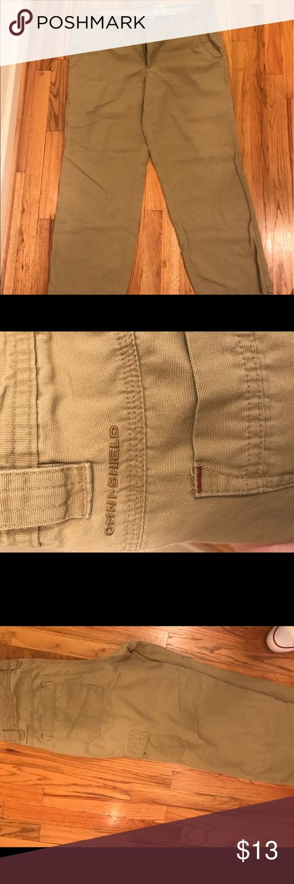 Columbia men's Lk nw Omni shield pants sz 36 x 30 Only worn maybe once or twice before my husband lost like 50 lbs on diet so his lose your gain these are like brand new no signs of wear . Columbia Pants Cargo