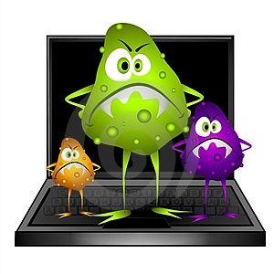 Un virus informático es unsoftware que tiene por objeto alterar el normal funcionamiento de la computadora, sin el permiso o el conocimiento del usuario.