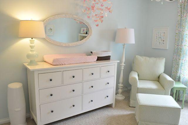 Baby Girl Nursery | Emily Ann Interiors