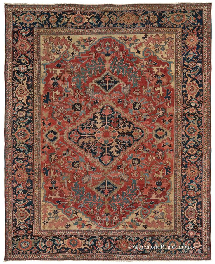 748 Best Oriental Carpets & Rugs Images On Pinterest
