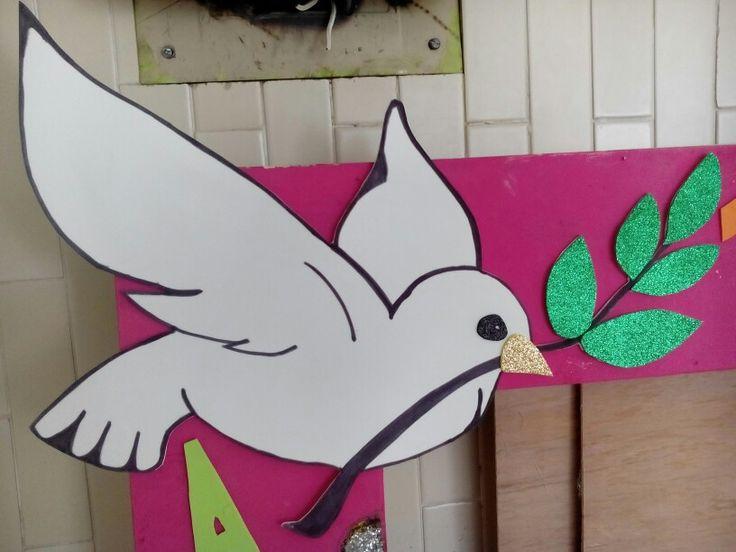 Paloma de la paz | fom...Y Mx- B Example