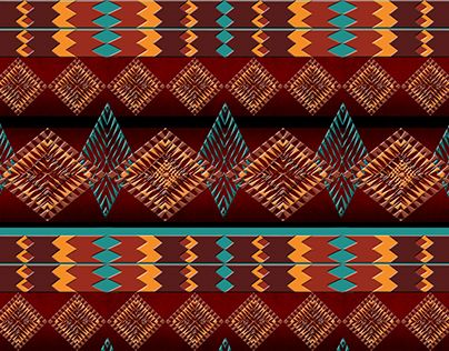 "Check out new work on my @Behance portfolio: ""southwestern navajo pattern"" http://be.net/gallery/55138683/southwestern-navajo-pattern"