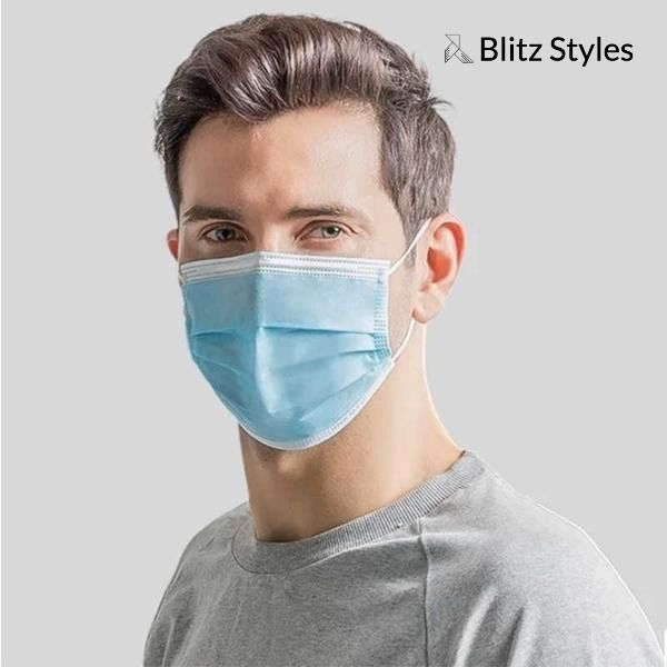 disposable face masks with earloops - anti-dust medical mask
