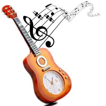 Gitar Şeklinde Dekoratif Duvar Saati  Sadece 12.90 TL  http://www.budurr.com/Gitar-Seklinde-Dekoratif-Duvar-Saati_933