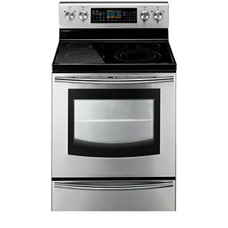 SAMSUNG FE710DRS 5.9 cu.ft Electric Flex Duo™ Range Stainless Steel