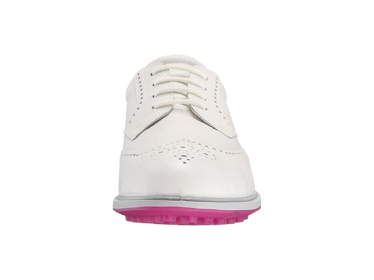 ECCO Golf Classic Golf Hybrid Women's Golf Shoes White