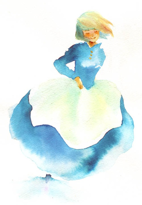 Sophie... Studio ghibli I absolutely adore Howl's Moving Castle