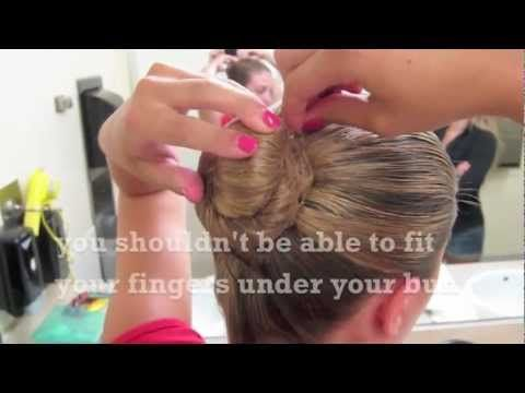 How to Knox Your Hair for Synchronized Swimming