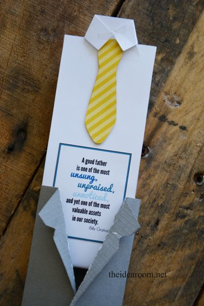 Father's Day Gift-Candy Bar Wrappers - The Idea Room